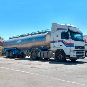 Camion cisterna 30 mil litros